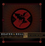 Devil you know by Heaven & Hell