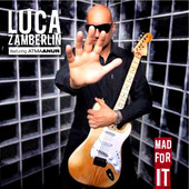 Luca Zamberlin Mad for It CD