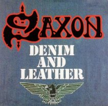 saxon denim and leather album